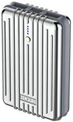 Zendure A3 Powerbank mit 10.000 mAh (robust, kompakt und leicht, 2-Port 2,1 A Output Ladegerät mit Schnelllade
