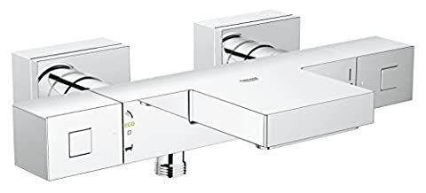 GROHE Mitigeur Thermostatique Bain/Douche Grohtherm Cube 34508000 (Import Allemagne)