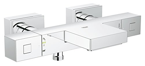 Grohe 34508000 Grohtherm Cube Thermostatic Bath & Shower Mixer