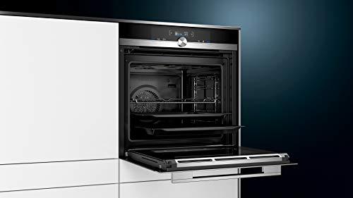 Siemens iQ700 HB674GBS1 Backofen A+ (3.6 kW, 4D Heißluft, Ober-/Unterhitze, Edelstahl) Titan-Glanzemail anthrazit - 6