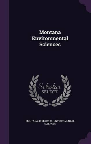 Montana Environmental Sciences