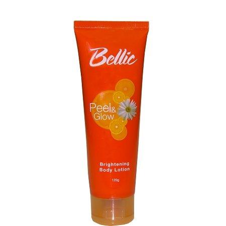 Bellic Peel et éclat éclaircissant Lotion - révèlent une peau radieuse avec l'acide kojique et l'extrait de Daisy