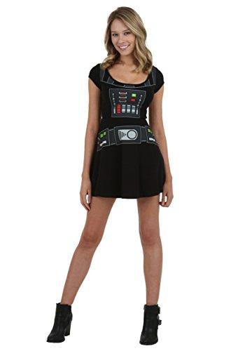Star Wars Darth Vader Skater Dress Small