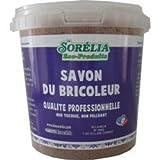SORELIA - Savon du Bricoleur