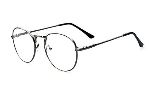 Sunbo - Montures de lunettes - Homme Multicolore - Gris