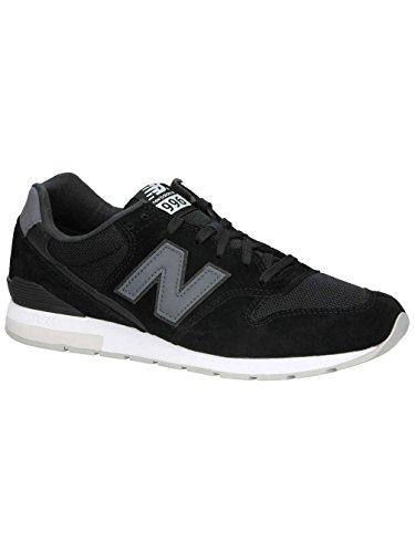 New Balance Herren Revlite 996 Sneakers schwarz / grau