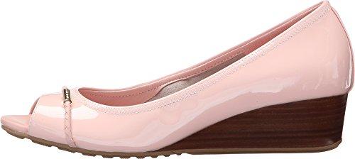 Cole Haan Tali Ot Det 40 Pompe de cale Seashell Pink Patent