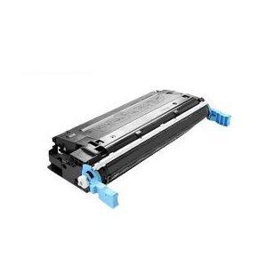 Eurotone Laser Toner Cartridge Black remanufactured für HP Color Laserjet 4600 4650 N DN DTN HDN - Alternative ersetzt C9720A Schwarz -