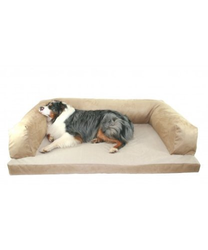 baxter-couch-bolster-dog-bed-fabric-poly-suede-chocolate-size-large-30-x-40-by-hidden-valley-product
