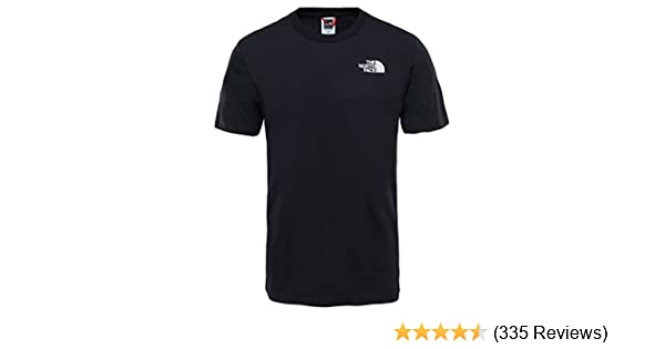 95325b154 The North Face Men Simple Dome Short Sleeved T-Shirt