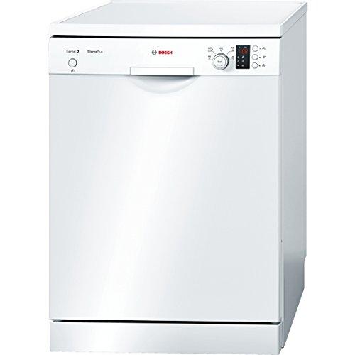 Bosch SMS25GW02E Autonome 12places A+ lave-vaisselle - Lave-vaisselles (Autonome, Blanc, Taille maximum (60 cm), Blanc, boutons, Rotatif, 1,75 m)