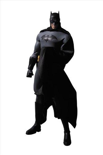 DC Comics Figura RAH 1/6 Batman (Batman Hush) Black Version 30 cm 6