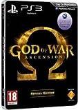 God of War Ascension Special Edition (Playstation 3) [importación...