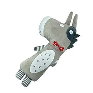 ZYCC Car Seat Belt Pillow Car Seatbelt Cushion Protect Shoulder Pad Seat belt Pads Soft Neck Sleep Pillow Cars Adjuster Pad 2 Packs