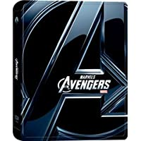 AVENGERS BLURAY 3D+2D+DVD STEELBOOK COLLECTOR EDITION SPECIALE