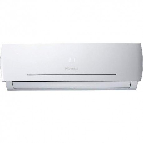 Hisense AS-09UR4SYDDC Sistema split Color blanco - Aire acondicionado (A+, A, 400...