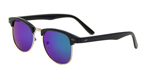 ASVP Shop® Classic Retro 1980's Vintage Sunglasses Full UV400