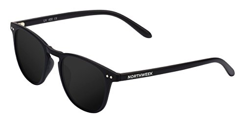 ea01883da6 Northweek Wall All Black Gafas de sol, Negro (Matte Black/Black Polarized)