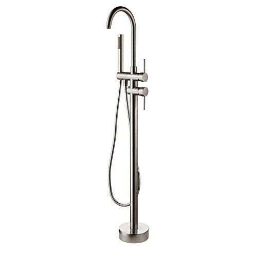 kunmai-moderne-autonome-mitigeur-de-baignoire-avec-douchette-en-nickel-brosse
