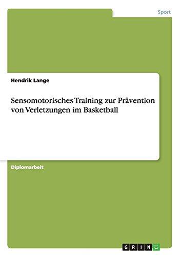 Sensomotorisches Training zur Prävention von Verletzungen im Basketball