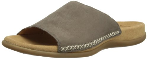 Gabor Shoes Gabor 83.705.13 Damen Clogs & Pantoletten, Grau (fumo), EU 40 (UK 6.5) (US 9)