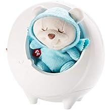 Fisher-Price Proyector osito dormilón, juguete de cuna para bebé (Mattel ...