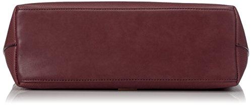 ALDO Damen Hiolair Tote, 3.5 x 28.1 x 42 cm Rot (Bordo)