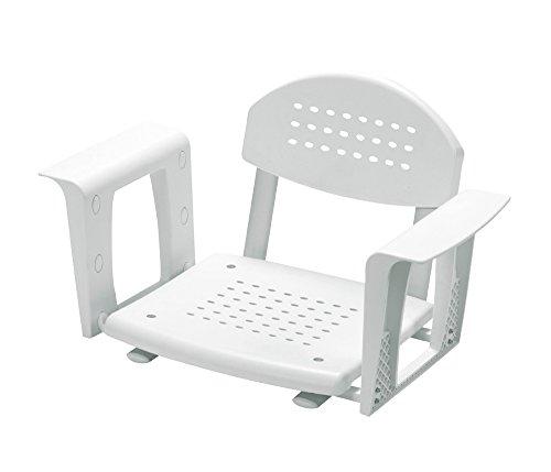 Unbekannt Profilo Comfort Badewannensitz breitenverstellbar mit Rückenlehne