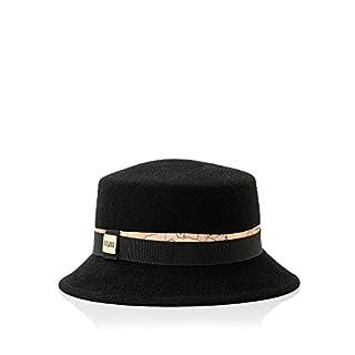 Alviero Martini Women's Fedora Hat One Size - Black - One Size