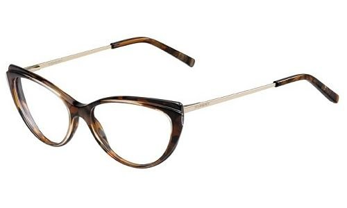Yves Saint Laurent Occhiali da sole 6344/V - 2SZ: Spotted marrone