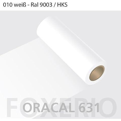 Your Design Oracal 631 - Rollo de vinilo adhesivo decorativo (63 cm, 5 m, acabado mate), 5 m x 63 cm,