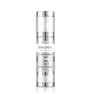 âme pure® Collagen Therapy™ Gel PLATINUM Triple Power Treatment to Reduce Pimples, Pores, Oiliness, and Prevent Breakouts with Betox-93® active ingredient (30ml)