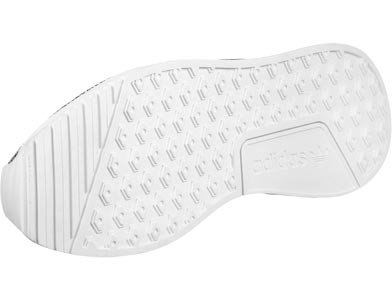 adidas Herren X Plr Sneaker Schwarz Weiß