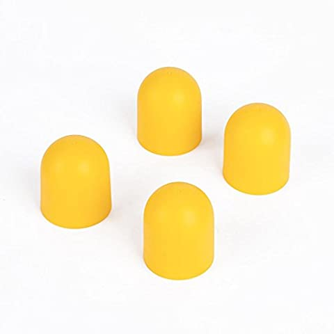 MagiDeal Yellow Silicon Motor Protective Cover for DJI Phantom 2/3/4 Motor 22 & 23