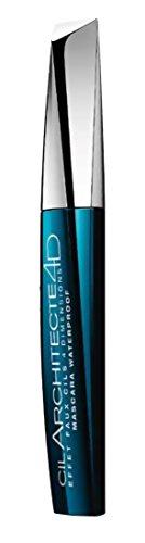 L'Oréal Paris False Lash Architect 4D Mascara Waterproof, schwarz, 1er Pack (1 x 10,5 ml)