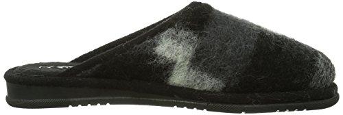 Rohde Moss, Pantofole Donna Grigio (Grau (83 Asphalt))