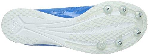 adidas adizero cadence 2 D66331 Unisex-Erwachsene Laufschuhe Blau (Solblu/Black)