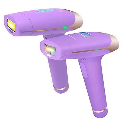 Epilazione A Luce Pulsata IPL Epilatore Laser Permanente Uomini E Donne Indolore Depilazione Bikini Febbre Bikini E Fototerapia Rassodante 300.000 Impulsi di Luce