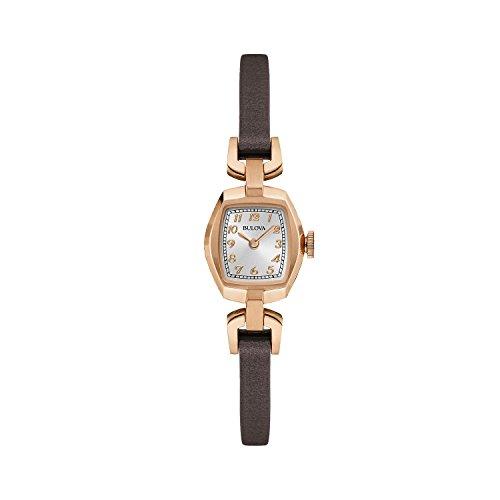 bulova-classic-heritage-dress-montre-quartz-pour-femme-avec-cadran-argent-affichage-analogique-et-br