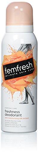 Femfresh Desodorante en spray