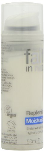 Faith In Nature Replenishing Moisturising Cream Hypoallergenic 50ml 6