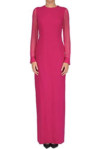 Givenchy Long Dress Woman Fuxia 40 FR