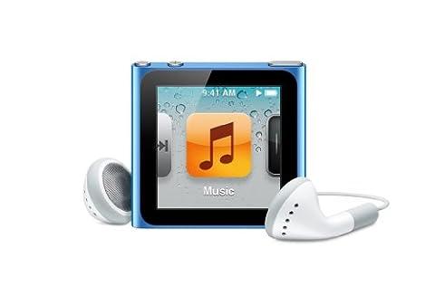 Apple iPod nano 16 Go Bleu (6ème génération)