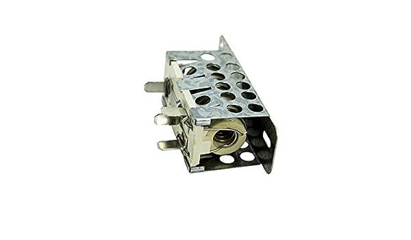 TarosTrade 245-0562-N-83889 R/ésistance Pulseur DAir Habitacle Avec Connecteur 4-Pin
