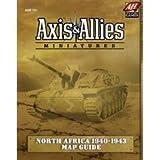 Milton Bradley 21937 - Axis und Allies: North Africa 1940-1943 Maps