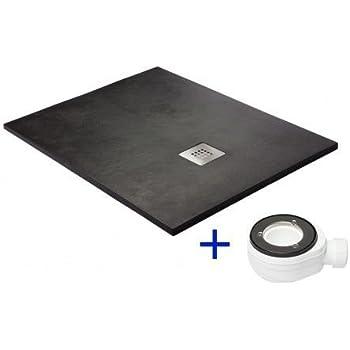 duschwanne mit rinne 140x90 duschwannen 140x90 rinne rechteck duschbadewanne 140x90x2 0 cm. Black Bedroom Furniture Sets. Home Design Ideas