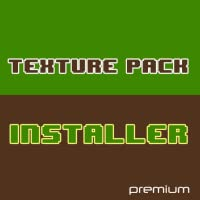 Texure Pack Installer for MinecraftPE