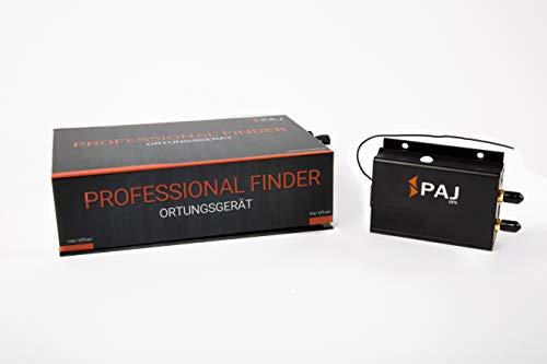 Wohnmobil Wohnwagen-Zubehör Professional Finder 2.0 PAJ GPS-Tracker Diebstahlsicherung inkl. Zubehör Alarmanlage Auto