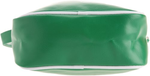 Gola Classics  Bronson Mini, Damen Umhängetasche, Mehrfarbig Verde mela/Bianco