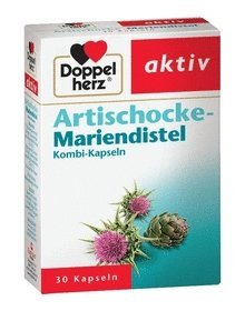 Artichoke Double Heart with Olive Oil and Turmeric Active Set of 30 from Queisser Pharma GmbH & Co. KG